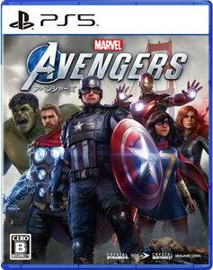 PS5 Marvel'sAvengers(アベンジャーズ)スクウェア・エニックス ELJM-30014PS5アベンジャーズ