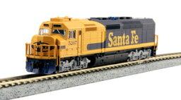 [鉄道模型]ホビーセンターカトー (Nゲージ)176-9213 SDP40F Type IV-a AT&SF #5267