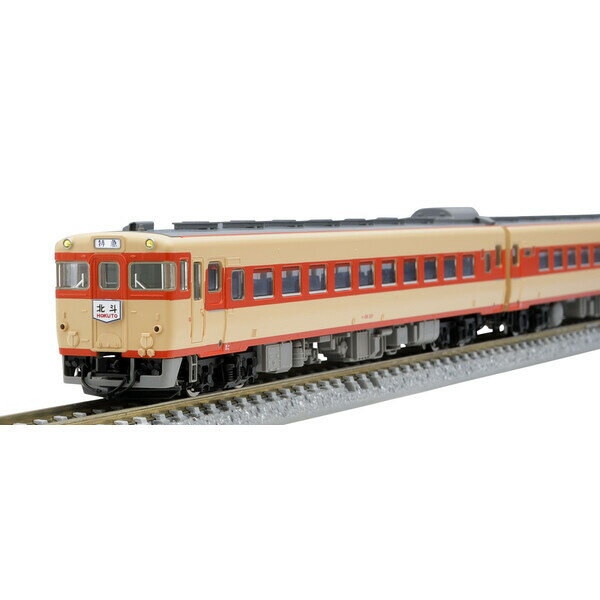 [鉄道模型]トミックス (Nゲージ) 98435 国鉄 キハ56-200系急行ディーゼルカーセット(4両)