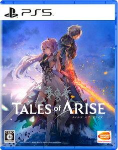 プレイステーション5, ソフト PS5Tales of ARISE ELJS-20006 PS5