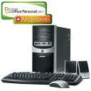 eMachines デスクトップパソコンJ4464 (Office PowerPoint2007)(本体のみ)【税込】