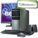 ◇モニタセット◇Gateway GT5212J (Office2007)+BENQ FP75GB【税込】