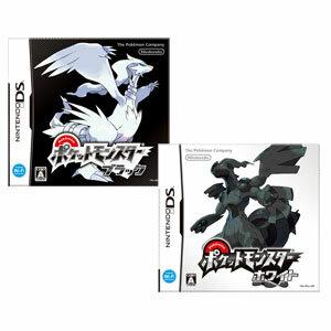 【セットでお得!】任天堂 【DS】ポケットモンスター ブラック+ホワイト セット 【税込】 TWL...