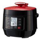 KSC-3501-R コイズミ マイコン電気圧力鍋 レッド KOIZUMI [KSC3501R]