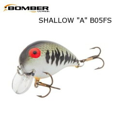 BOMBER ボーマー Model A's Shallow A / シャロー A B05FS