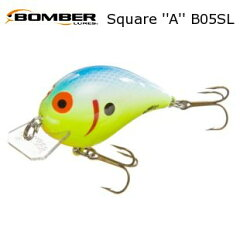 BOMBER ボーマー Model A's Square A / スクエア A B05SL ☆新色登場☆