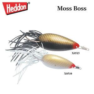 HEDDON ヘドン Moss Boss モスボス X0510