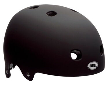 BELLSEGMENTJR.セグメントジュニアマットブラック[48-53/51-56cm]/ベル自転車子供用ヘルメット