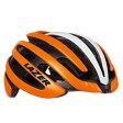 LAZER Z1 マットフラッシュオレンジ・ホワイト / レーザー ロードヘルメット 自転車パーツ【送料無料】