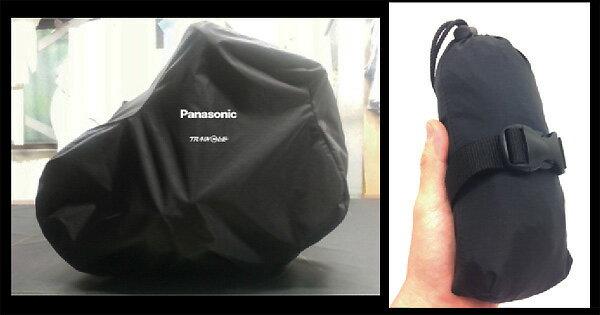 Panasonicトレンクル用超軽量オリジナル輪行バッグ