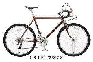 【マルイシ】【2012年モデル】【24段変速】エンペラー ツーリングフロンティア