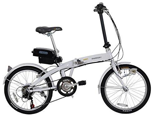【完全組み立て済み】【電動自転車】スイスイKH-DCY03Sports