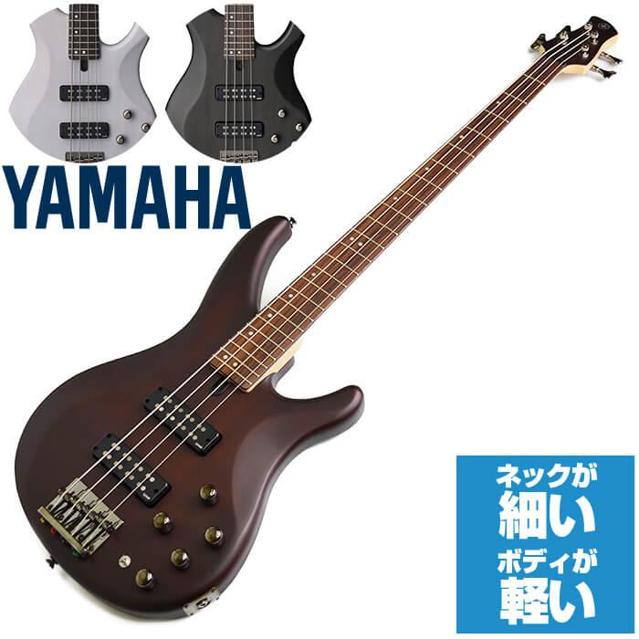 ベース, エレキベース  TRBX504 YAMAHA