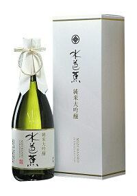 群馬県永井酒造水芭蕉純米大吟醸720ml要低温オリジナル化粧箱入瓶詰2016年02月以降
