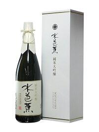 群馬県永井酒造水芭蕉純米吟醸1800ml要低温オリジナル化粧箱入瓶詰2016年03月以降