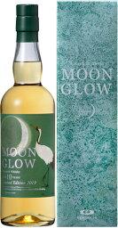 富山県 若鶴酒造 MOON GLOW Limted Edition 2019Blended Whisky AGED 10 YEARS ムーン グロウ リミテッド エディション201943度 700ml ウイスキーオリジナル化粧箱入