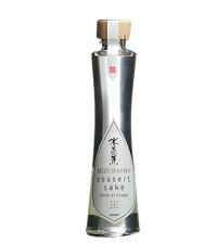 群馬県永井酒造水芭蕉デザートサケDessertSake清酒甘口200ml要低温オリジナル化粧箱入