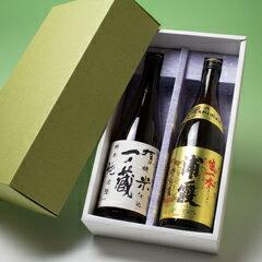 一ノ蔵&浦霞「宮城県産米で仕込んだ特別純米酒」セット720ml×2本