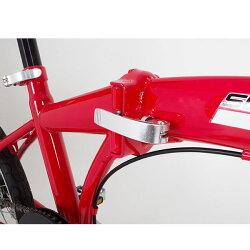 FerrariFDB20フェラーリ/20インチ折畳自転車【MG-FR20】【き】