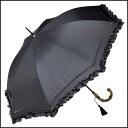 ★日傘 (FP-40BK) 傘 かさ UVカット 晴雨両用【商品到着後レビューを書いて送料無料】■