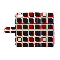 スマホケース全機種対応手帳型iphone1211se2iphone8iphone7xperiaaquosgalaxybasio4nicot/Garapatternsquare
