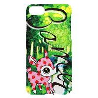 スマホケース全機種対応iphone1211se2iphone8iphone7xperiaaquosgalaxybasio4nicot/hoimi森のいちごバンビ