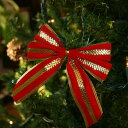 クリスマスレッド ゴールドストラ...
