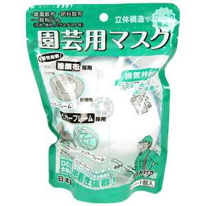重松・園芸用マスク-排気弁付き・DD11V−S2−1【代引き不可】