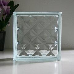 ガラスブロック|ガラス|ブロック|外壁|エクステリア|ブックエンド|ガラスブロック クリアジュ...