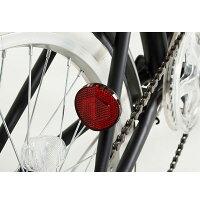 FIELDCHAMPFDB206S/20インチ折畳自転車6段ギア【MG-FCP206】【き】