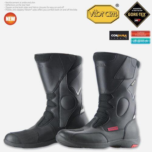 コミネ BK-069 GORE-TEX ライディングブーツ-オルティガーラ KOMINE BK-069 GORE-TEX Riding Boots...