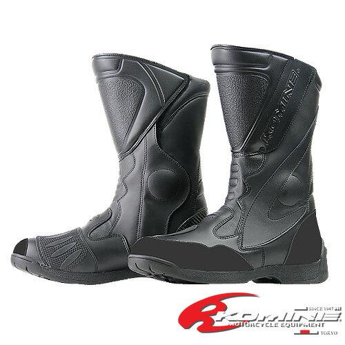 コミネ BK-071 ネオWPライディングブーツ KOMINE BK-071 Neo WP Riding Boots 05-071