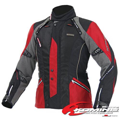 コミネ JK-548 ライディングウインタージャケット-アウグス KOMINE 07-548 Riding Winter Jacket A...
