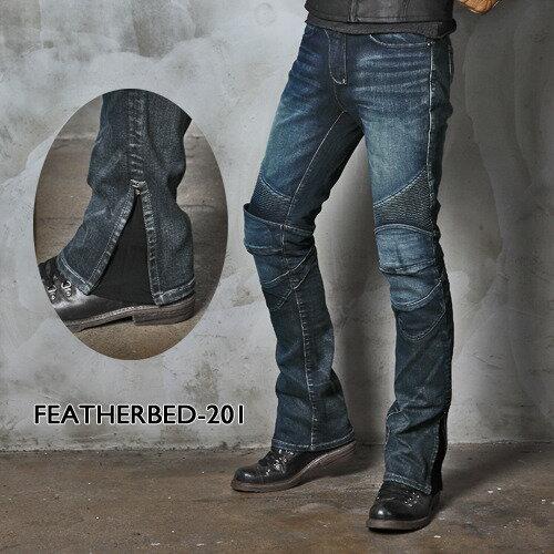 アグリーブロス フェザーベッド201 uglyBROS MOTO PANTS FEATHERBED-201 アグリブロス バイクパン...
