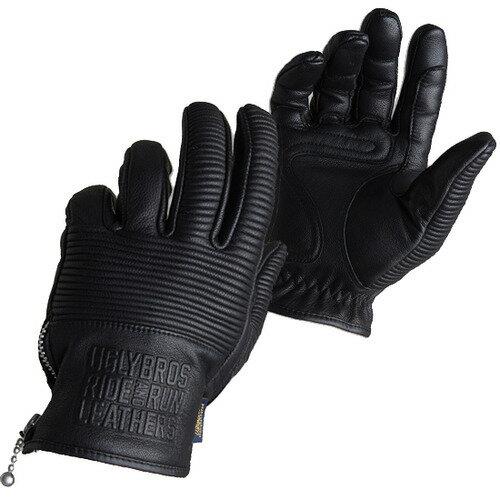バイクウェア・プロテクター, グローブ  3 uglyBROS Moto-Glove Remington