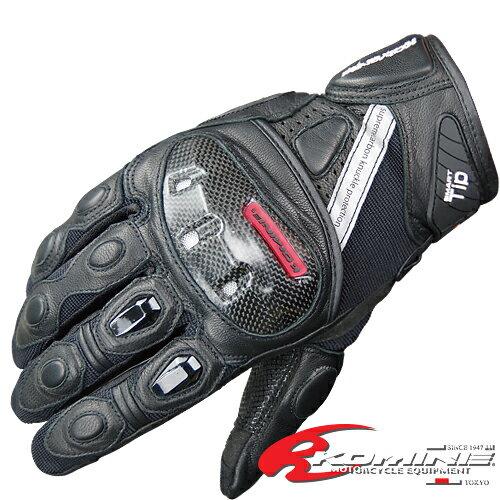 コミネ GK-160 プロテクトレザーグローブ-ブラフマ KOMINE 06-160 Protect Leather...