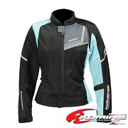 プロテクトフルメッシュジャケット ジャケット メッシュ スポーティー レディース