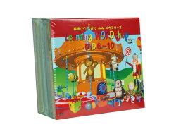 胎教から使える初めての英語教材DVD「ベイビーイングリッシュDVD 6-10巻セット」【あす楽】