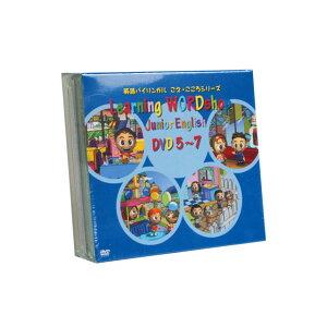 国际儿童英语初级英语DVD 5-7卷套装[明天音乐]
