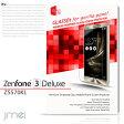 【Zenfone3 DELUXE ZS570KL】9H 液晶保護 強化ガラスフィルム【保護フィルム/ゼンフォン 3 デラックス/ケース/カバー/スマホケース/スマホ カバー/スマホカバー/simフリー/スマートフォン/携帯/液晶保護/シート/フィルム】