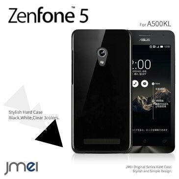 Zenfone5 A500KL クリア デコ ハードケース 耐衝撃