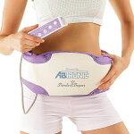 アブトロニックスレンダーシェイパーお腹ブルブルベルト気になる部分に巻くだけの局部集中簡単エクササイズ!腹筋ダイエットウエスト腹筋女子腹筋割アブトロスレンダー