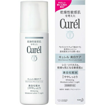 花王 キュレル 美白化粧水 1 ややしっとり 140ml日本 花王 Curel 美白 化粧水