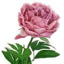【造花・夏の造花・ピオニー】プリンセスピオニー<BC付>・アンティークラベンダー