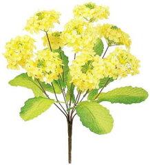 【造花・春の造花・菜の花】菜の花ブッシュ(L) x 9【4周年記念開店セール】【02P01Ap…