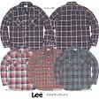 Lee ツイル ワークシャツ