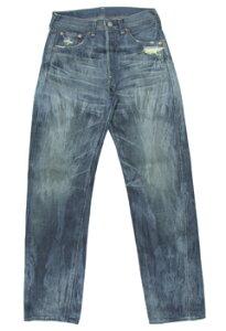 LVC Levi's Vintage Clothingリーバイス 501XX ヴィンテージ 66501-0036 ウォーンアウト&ディケ...