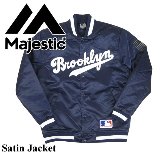 Brooklyn Baseball Jacket | Outdoor Jacket