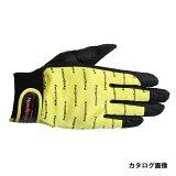 ペンギンエース/Penguinace ノンスリップライトPパターン 手袋 マジック PA-9213 イエロー L