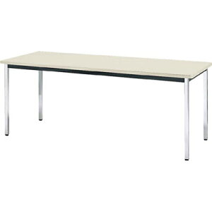 TRUSCO会議用テーブル1200X600XH700角脚下棚無しNGTDS1260【メーカー直送品】【き】【北海道・沖縄・離島除く】